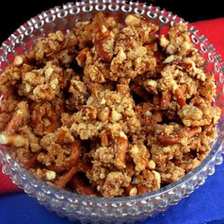 Malted Pretzel Crunch Recipe