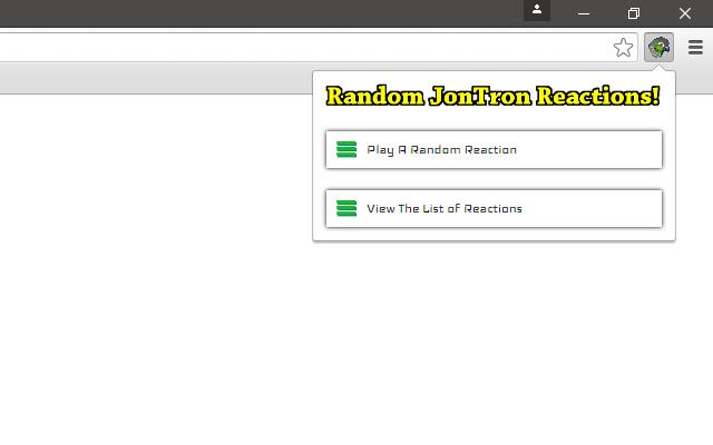 Random JonTron Reactions!