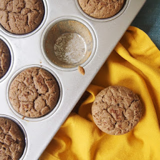 Multigrain Pancake Muffins and a Word on Artificial Sweeteners