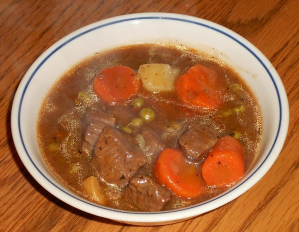 Barb's Beef Stew Recipe