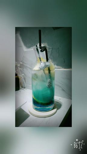 #『蔚藍』~~ #超好喝~~一定要喝⊙⊙