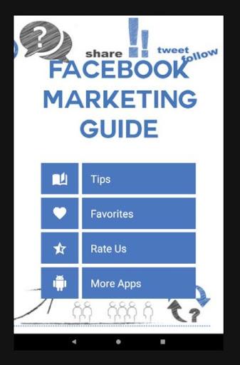 Facebook Marketing Guide 1.0 screenshots 7