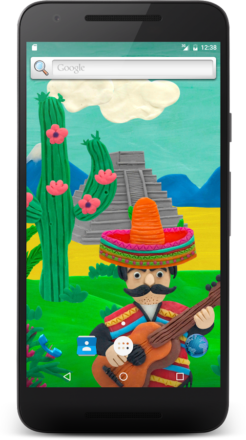 Mexico Live wallpaper Free- screenshot