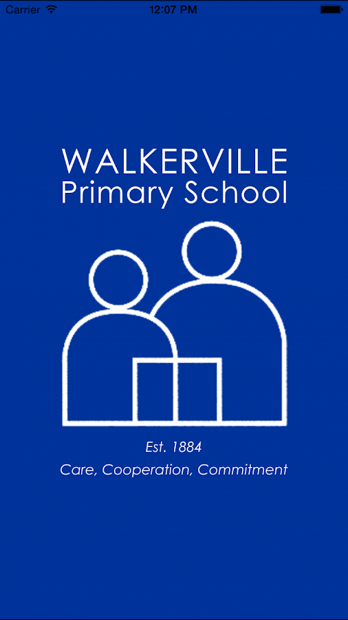 Walkerville Primary School- screenshot