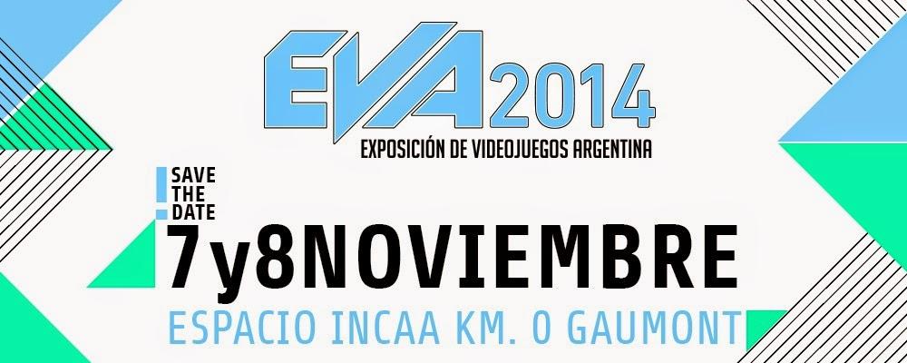 La EVA se ha vuelto el evento más importante en Argentina, un espacio más orientado a los desarrolladores que a los gamers, pero estos últimos también disfrutan probando nuevos juegos.