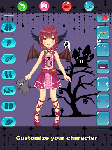 Dress Up: Anime Fever  {cheat|hack|gameplay|apk mod|resources generator} 5