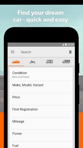 mobile.de u2013 Germanyu2018s largest car market screenshots 3