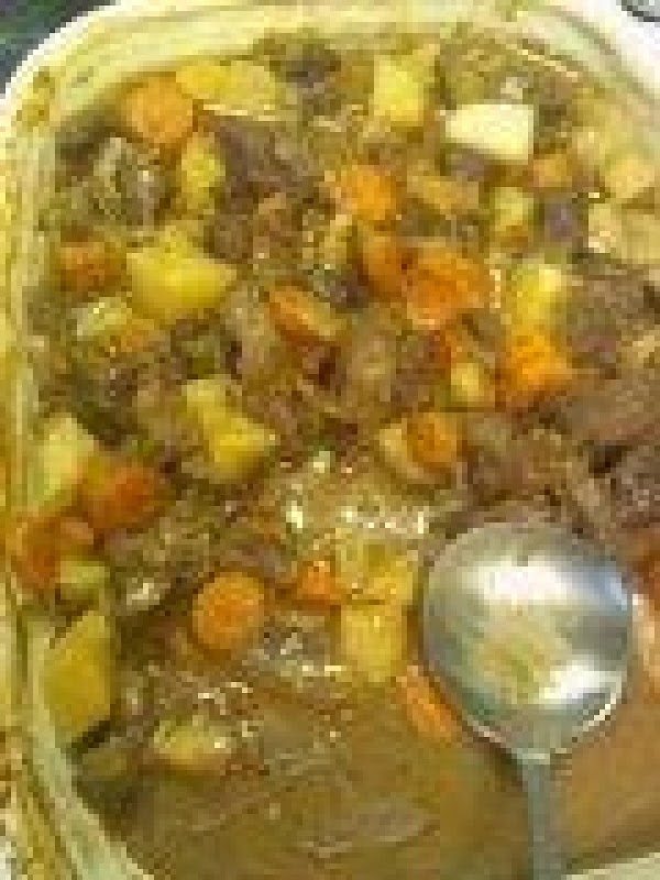 Oven Style Beef Stew Recipe