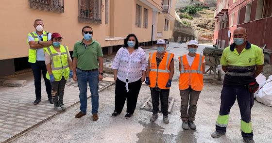 Más 340.000 euros para mejorar servicios en Macael, Los Gallardos y Senés