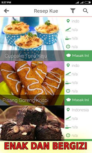 Resep Masakan Rumah Sederhana  screenshots 3