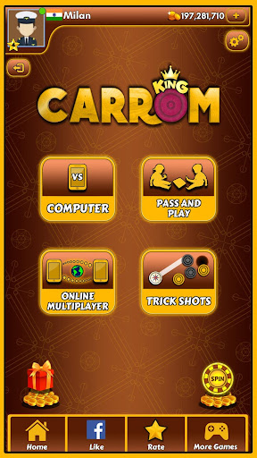 Carrom King™ 2.4 screenshots 1