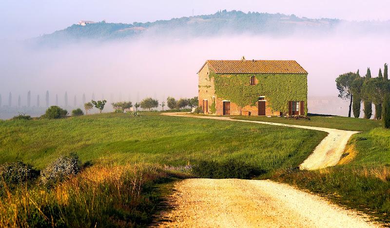 La casa di campagna  di Turibol