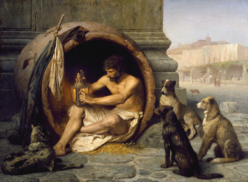 The Dirty Dog of Philosophy