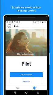 Pilot Speech Translator- screenshot thumbnail