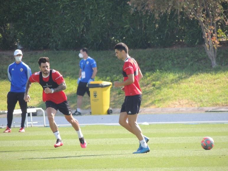 David Costas y Enzo.