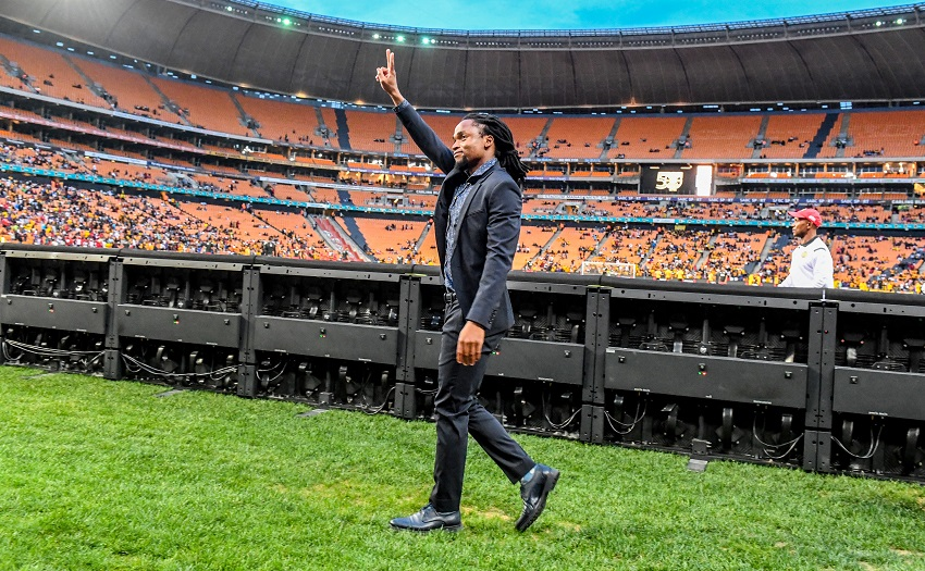 Siphiwe Tshabalala remembers the Soweto Derby where his mom died - SowetanLIVE