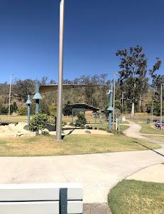 Parque urbano - Colleges Crossing Recreation Reserve