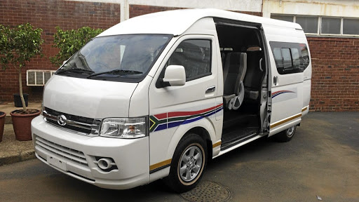 The BAW Sasuka minibus taxi is currently being assembled in Springs, but from 2018 will be fully manufactured.  Picture: MARK SMYTH