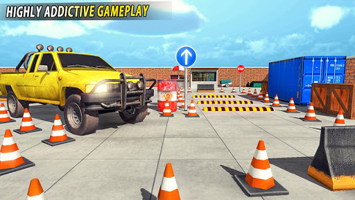 Modern Car : Drive Parking 3d  screenshots 2