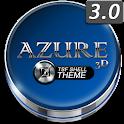 TSF Shell Launcher Theme Azure icon