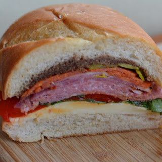 Italian Pressed Sandwiches