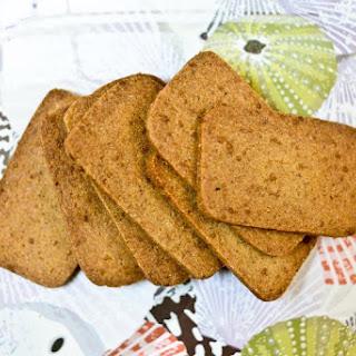 Buckwheat Speculoos Cookies.