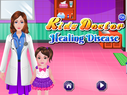 Kids Doctor - Games for girls