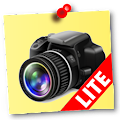 NoteCam Lite - photo with notes [GPS Camera] APK