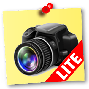 NoteCam Lite- photo with notes