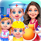 Download Mommy Birth Triplet Babies Learn Daily Professions For PC Windows and Mac