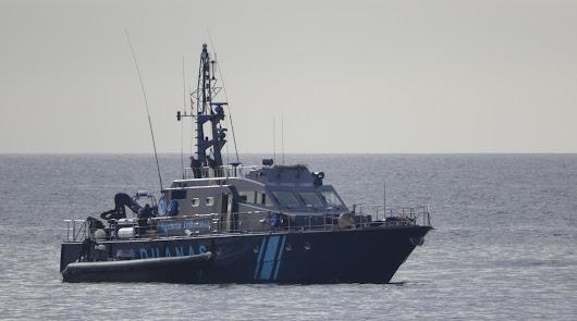 Cuatro años de cárcel por un alijo frustrado por Aduanas