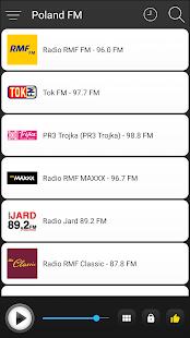 Poland Radio - Poland FM AM Online Stations - náhled