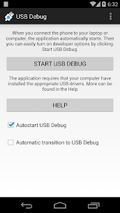 USB Debug 3.2 APK Mod Updated 1