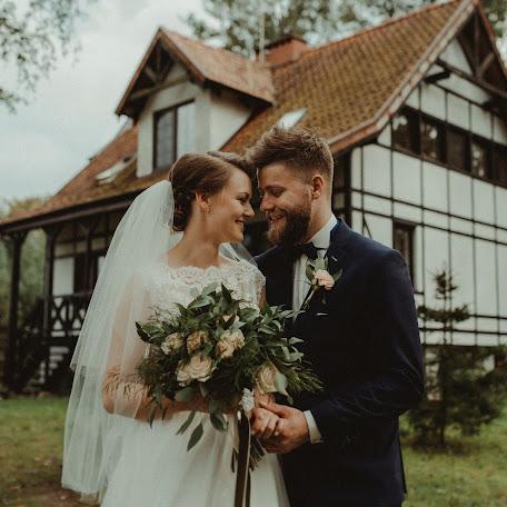 Wedding photographer Grzegorz Krupa (KRUPAIzabelaKr). Photo of 21.11.2017