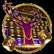 Sparkling Elk Keyboard Theme (app)