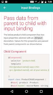 Learn Angular : A Tutorial App - náhled