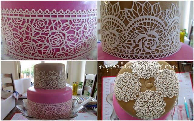 Торта с тема Алиса в страната на чудесата