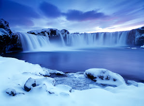 Photo: Godafoss, Iceland  Submitted to #waterfallwednesday curated by +Eric Leslie.