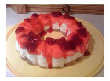 Upsey Daisy Strawberry Cheesecake