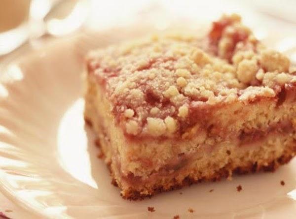 Cranberry Squares Recipe