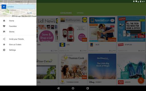 ILikeSales Catalogues & Offers 3.2.2 screenshots 9