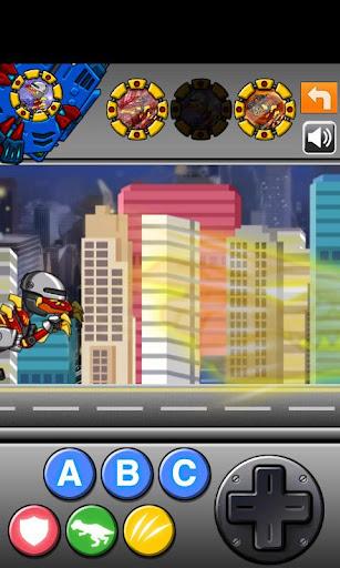 Velociraptor - Transform! Dino Robot android2mod screenshots 3