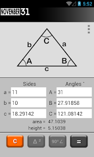 App Triangle Calculator APK for Windows Phone