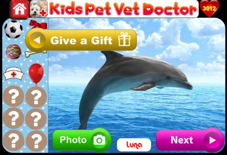 Kids Pet Vet Doctor- screenshot