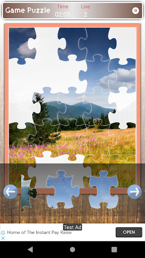 Free Pro Jigsaw Puzzles android2mod screenshots 4
