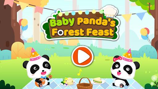 Baby Panda's Forest Feast - Party Fun 8.43.00.10 screenshots 12