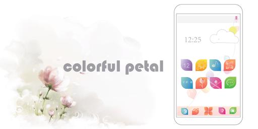 Colorful Petal Theme