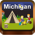 Michigan  Campgrounds icon