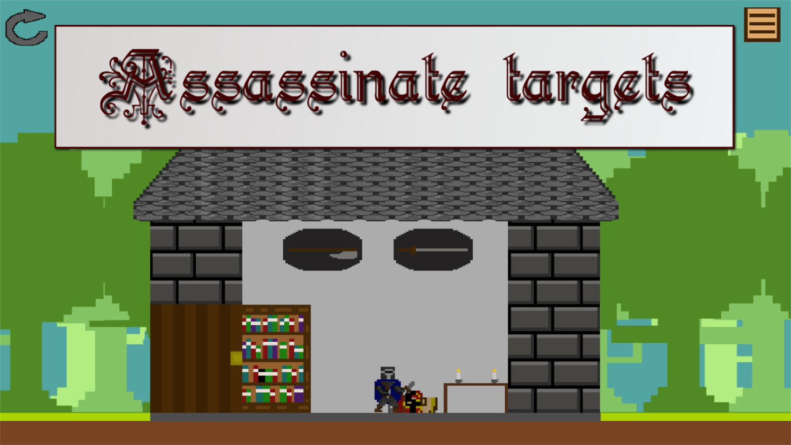 Pixel Assassin- screenshot