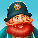 Mind Pirates: Word Puzzle Word Game icon